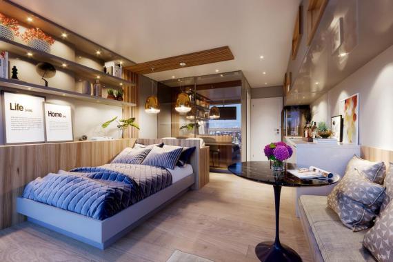 _Habitat | Apartamento Tipo 02