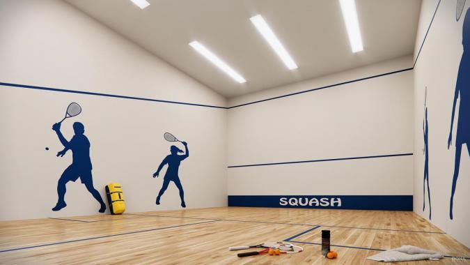 _Habitat | Quadra Squash